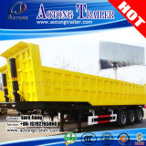 30t-100t Stone Coal Sand Rear Dump Truck Trailer/ Tipper Trailer