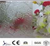 Direct Factory Priced Patterned Glass with Your Choice