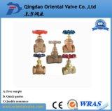 Brass Bronze Water Gate Valve 3inch Wheel Handle with Nice Price
