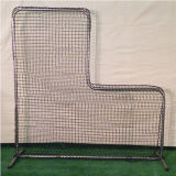 Nylon Knotted Twine Netting Baseball Batting Cage Net