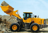 Wheel Loader Excavator with 5000kg Rated Load (LG956V)