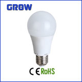 CE Approved E27 Aluminum Plastic RC LED Bulb