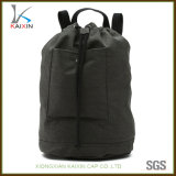 China Supplier Polyester Drawstring Sport Backpack for Kids