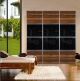 Br-Sm001melamine Series Wardrobe Sliding Door