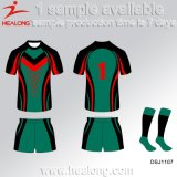 Healong Pop up College League Men′s Rugby Sports Wear