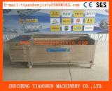 Stainless Steel Industrial Brush Type Root Vegetable Washing Peeler Machine 1200