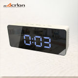 LED Electronic Clock with Mirror