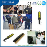 Security Hand Held Metal Detector for Body Checking