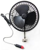 6 Inch Mesh Guard Oscillating Car Fan