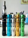 E-Cigarette Colorful Ecig X6 Kit. Most Popular Vaporizer X6