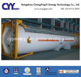 Cyy Low Price and High Quality T75 Oxygen Nitrogen Argon Cabochon Dioxide Tank Container
