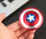 American Captain Metal Fidget Spinner LED Spinner