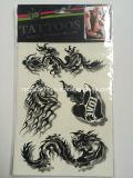 3D Water Transfer Tattoo Sticker)15*21cm)