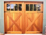 Solid/ Timber Wooden Door with Good Design