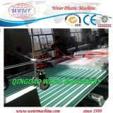 2015 Newly UPVC PVC Corrugated Shape Roofing Board Line