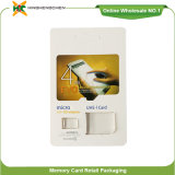 SD Memory Card Taiwan Bulk 4GB Micro SD Memory Card Price for Samsung Evo