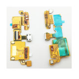 Original Charger Port USB Charging Port Dock Connector Complete Flex Cable for Zte Blade V6 / Blade X7 / Blade D6