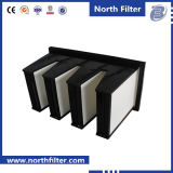 HEPA Filter H13 Combined Mini-Pleat Air Filter for Ventilation