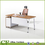 Melamine Faced Chipboard Executive Desk (CF-D81606)