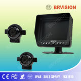 "7""Push Control System with CCD Sensor and Night Vision Cameras"