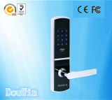 Hotel Fireproof Door Key Card Lock with CE &FCC Certification