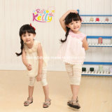 Lovely Children Clothes Girl Top Wear (9232)