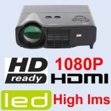 Best 1280*768 LED Video Home Theater Projector with Low Price