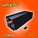 Inverter 3000W Pure Sine Wave DC AC Inverter (UNIV-3000P)