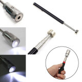 Telescoping Magnetic Pick up Tool with LED Light