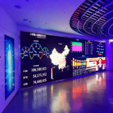 High Definition P2.5 Rental Indoor Full Color LED Display Screen
