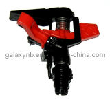 """Part Circle Plastic Impact Sprinkler with 1/2"""" Male Threads"""