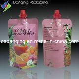 Lovely Design Plastic Juice Pouch (DQ0624)