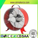 "8"" Fashion Design Mini Clock Fan& Small Table Fan CB/Ce"