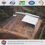 Lattice Column Steel Structure Workshop