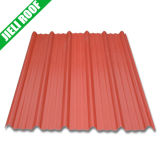 UV Proof 3-Layer Plastic Construction Material for Roof
