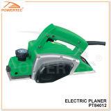 Powertec 220V 560W 82*1mm Electric Wood Planer (PT84012)