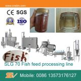Fully Automatic Fish Feed Processing Line