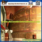 Stainless Steel Decorative Mesh Used for Stairs