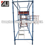 Q235 Quick Lock Scaffolding System for Africa Building Construction