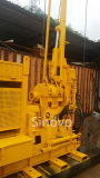 Advanced Skid Type Core Drilling Rig with Hydraulic