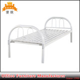 Factory Direct Sale Metal Single Bed for Worker Single Metal/Steel/Iron Bed