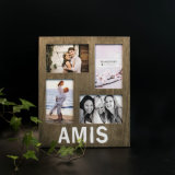 New Cheap High-Quality Wooden Multiview Photo Frame