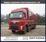 Faw 8X4 Cargo Tuck 30ton Van Truck