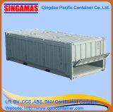 20FT Hard Open Top Half Height Shipping Container