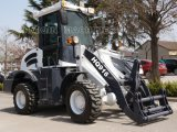 Four Wheel Drive Articulated Shovel Loader (HQ916) with Ce