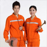 Custom High Quality Reflective Tape Worker Uniform