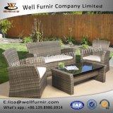 Well Furnir WF-17109 4pc Rattan Chat Set