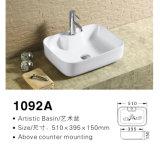 Thin Side Ceramic Art Basin/Ceramic Sink/Porcelain Basin/Porcelain Sink