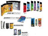 Equipment Exhibition Stand Display Exhibition Display Pop up Advertising Display