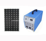 100W Solar AC Power System Lighting for Home with Pure Sine Wave Inverter